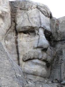 Theodore Roosevelt, niet voor niets op Mount Rushmore