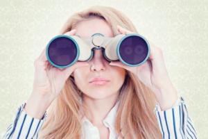 Kijken, zien en luisteren